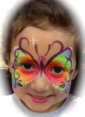 Dream Face Art | Centreville, VA | Face Painting | Photo #14