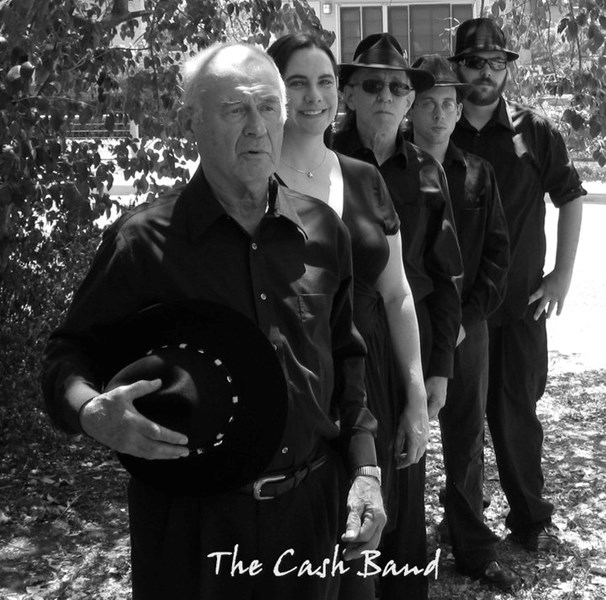 The Cash Band - Johnny Cash Tribute Act - Austin, TX