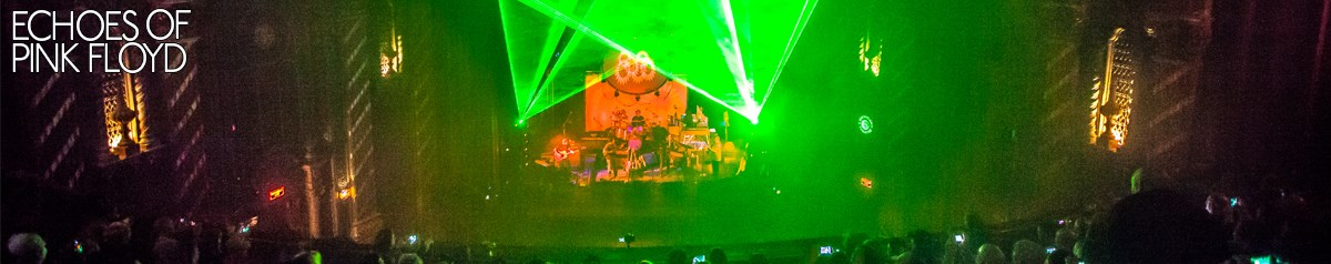 Echoes of Pink Floyd: Tribute Band And Laser Show!