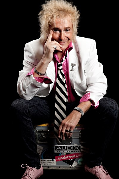 Rick Larrimore The Ultimate Tribute To Rod Stewart - Rod Stewart Impersonator - Chelmsford, MA
