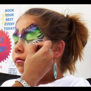 West Palm Beach Face Painter | Makeup Plus More