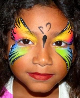 Makeup Plus More | Sunrise, FL | Face Painting | Photo #2