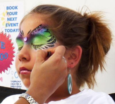 Makeup Plus More | Sunrise, FL | Face Painting | Photo #1