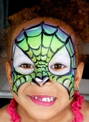 Makeup Plus More | Sunrise, FL | Face Painting | Photo #6