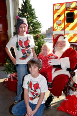 Santa David | McKinney, TX | Santa Claus | Photo #22