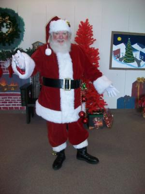 Santa David | McKinney, TX | Santa Claus | Photo #5
