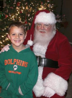 Santa David | McKinney, TX | Santa Claus | Photo #7
