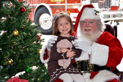 Santa David | McKinney, TX | Santa Claus | Photo #16