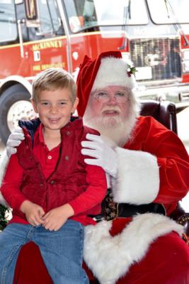 Santa David | McKinney, TX | Santa Claus | Photo #25