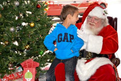 Santa David | McKinney, TX | Santa Claus | Photo #17
