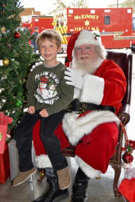 Santa David | McKinney, TX | Santa Claus | Photo #21