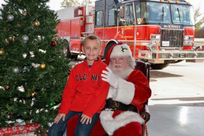 Santa David | McKinney, TX | Santa Claus | Photo #19