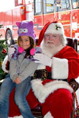 Santa David | McKinney, TX | Santa Claus | Photo #15