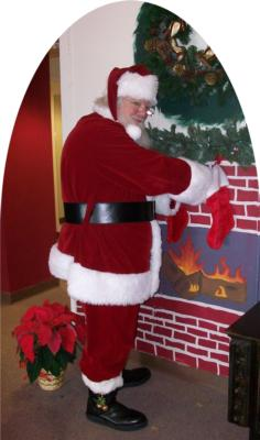 Santa David | McKinney, TX | Santa Claus | Photo #1