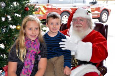 Santa David | McKinney, TX | Santa Claus | Photo #14