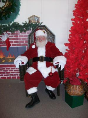 Santa David | McKinney, TX | Santa Claus | Photo #2
