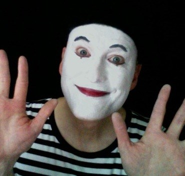 Classic French Mime