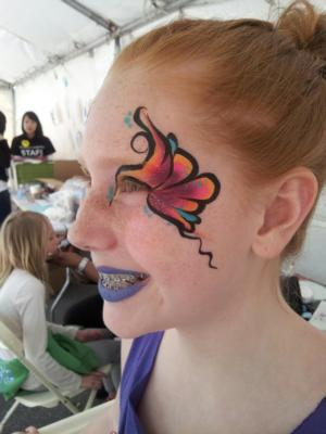 Face Art By Melissa | New York City, NY | Face Painting | Photo #3
