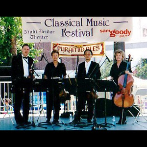 Anaheim Classical Trio | Arroyo String Quartet