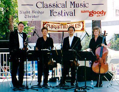 Arroyo String Quartet | Pasadena, CA | Classical String Quartet | Photo #1