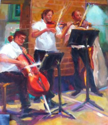 Classical Charleston | Charleston, SC | Classical String Quartet | Photo #1