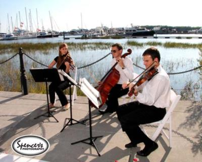 Classical Charleston | Charleston, SC | Classical String Quartet | Photo #2