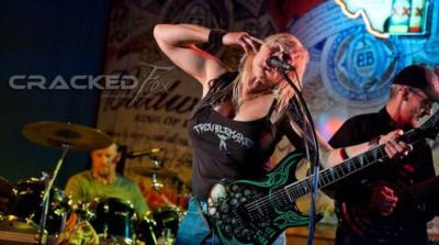 Kat James & Troublemaker | Conroe, TX | Rock Band | Photo #9