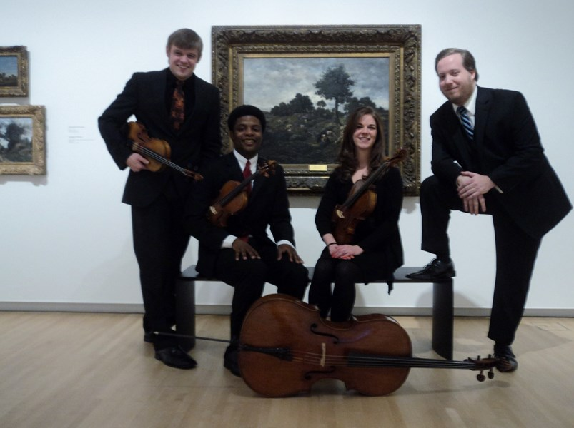 The Keough String Quartet