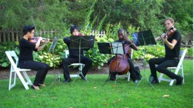 Iconiq String Quartet | New York, NY | Classical String Quartet | Photo #2