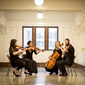 Cowiche Chamber Music Quartet | Quartet Evolution