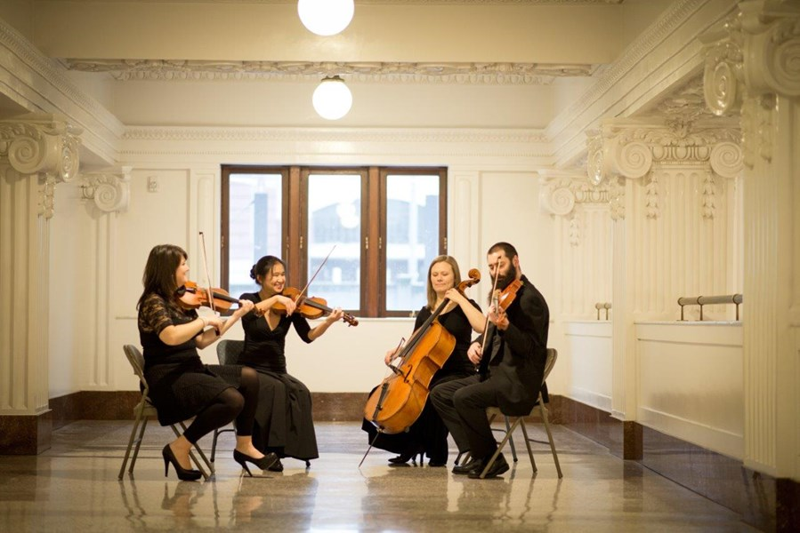 Quartet Evolution - String Quartet - Seattle, WA