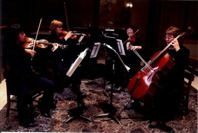 The Golden Gate String Quartet | San Francisco, CA | String Quartet | Photo #3