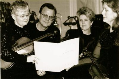 Strings Of Choice | Toledo, OH | Chamber Music String Quartet | Photo #1