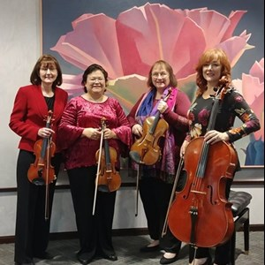 Salome Chamber Music Duo | Four Seasons String Quartet