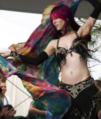 Nicole Edge-Belly Dancer & Fire Performer | Savannah, GA | Belly Dancer | Photo #21