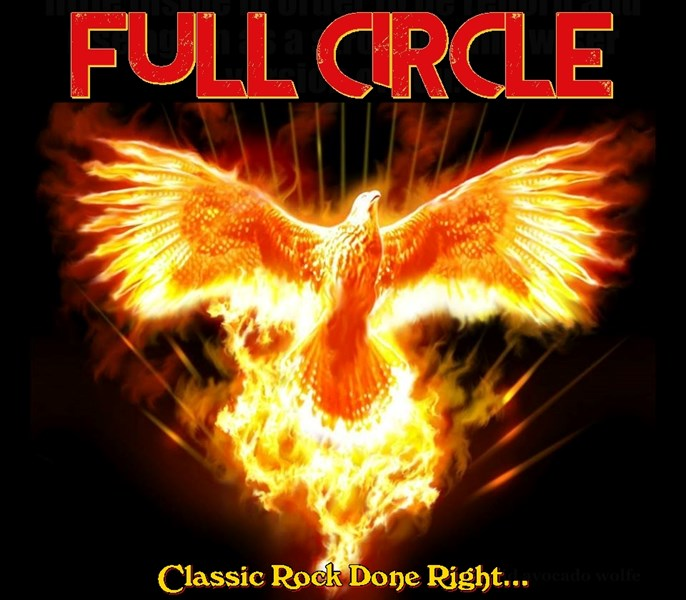 Full Circle - Classic Rock Band - Gloucester, MA