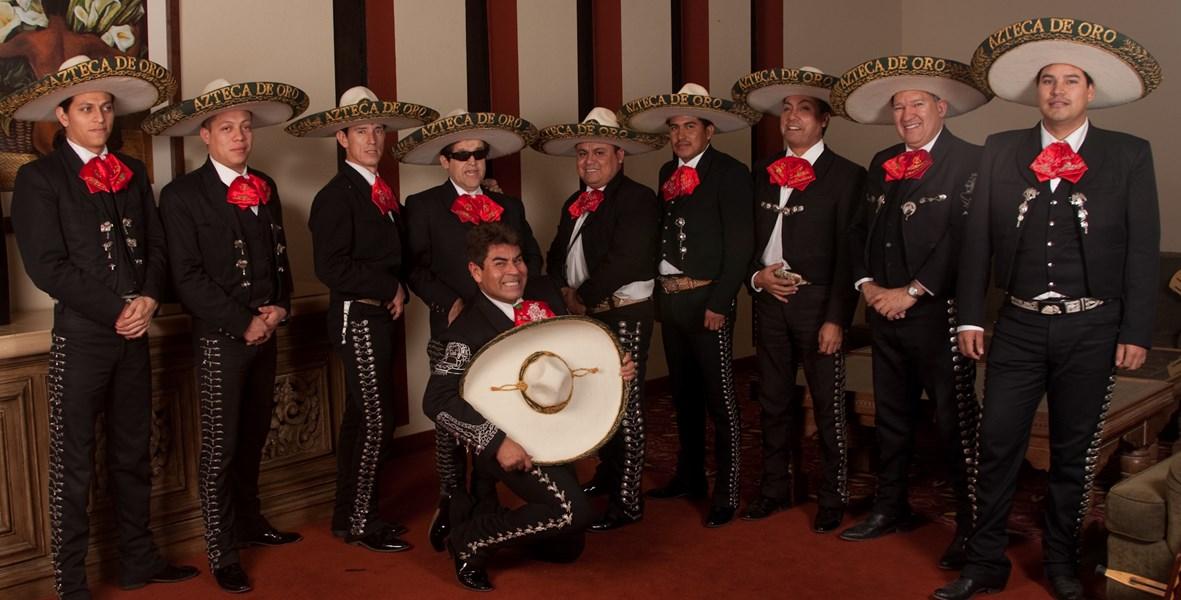 Mariachi Azteca de Oro - Mariachi Band Phoenix, AZ | GigMasters