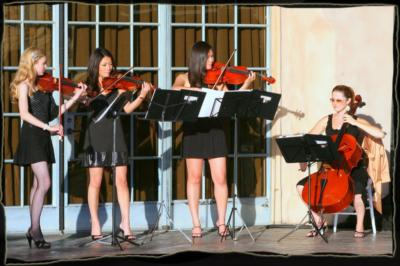 California San Francisco Ensembles | San Francisco, CA | String Quartet | Photo #3