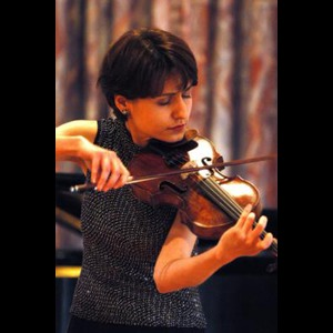 Ellenburg Center Violinist | Christine Kharazian