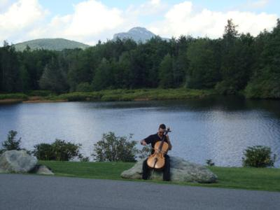 Steve Holman | Purlear, NC | Classical Cello | Photo #5