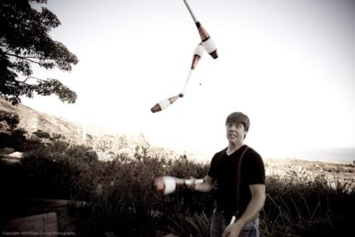 Juggler Josh Horton | Los Angeles, CA | Juggler | Photo #3