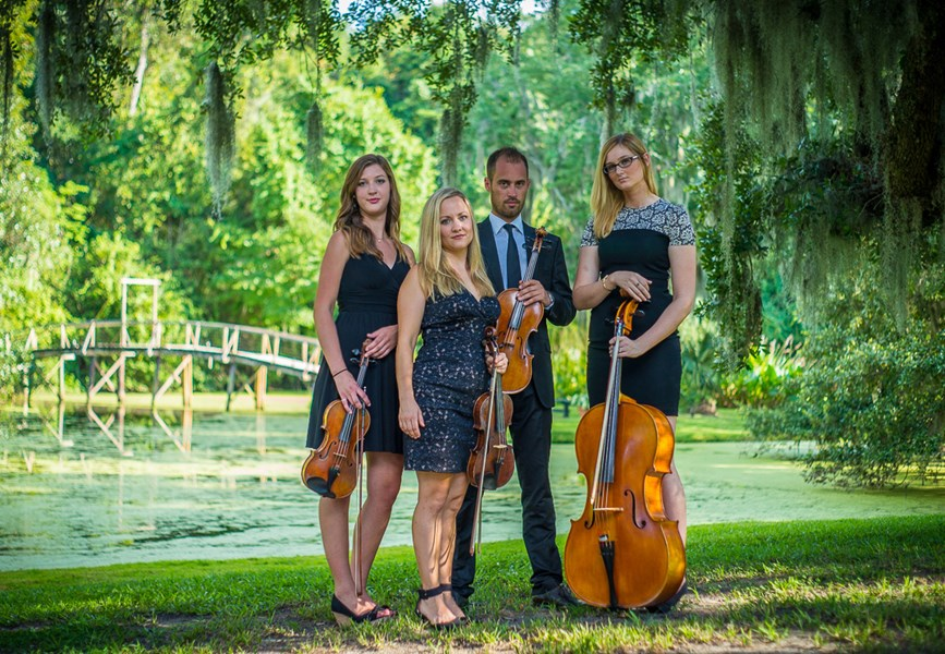 Charleston Virtuosi Ensemble - String Quartet - Charleston, SC
