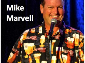 Mike Marvell - Clean Comedian - Cudahy, WI