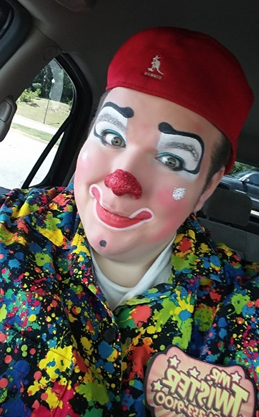 Mr. Twister the Clown from Over the Top Ent. - Clown - Anderson, SC