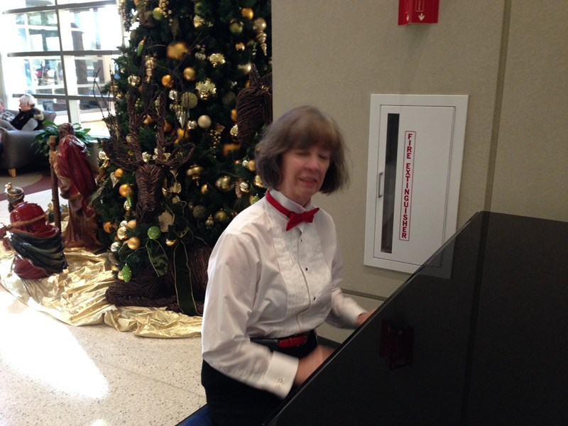 Stella At The Piano - Pianist - Conroe, TX