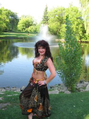 Laila Aziz (Belly Dance Chicago) | Chicago, IL | Belly Dancer | Photo #1