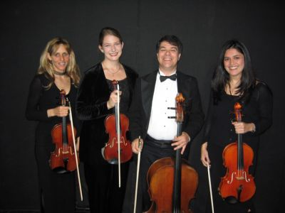 Kaplan String Quartet | Culver City, CA | Classical String Quartet | Photo #1