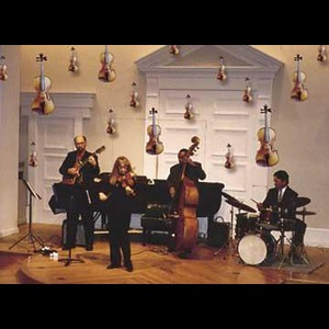 New Cumberland Jazz Duo | String Of Pearls Quartet