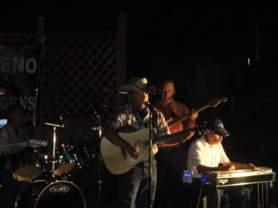Mario Moreno & The Smoking Guns | San Antonio, TX | Country Band | Photo #2