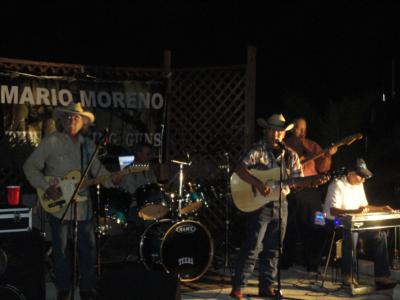 Mario Moreno & The Smoking Guns | San Antonio, TX | Country Band | Photo #3